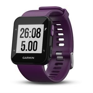 GARMIN sportski GPS sat za trčanje Forerunner 30 Ljubičasti