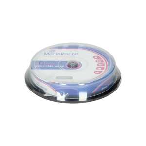 MEDIA RANGE CD-R 10/1 52x700MB***K