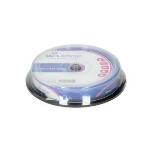 MEDIA RANGE CD-R 10/1 52x700MB