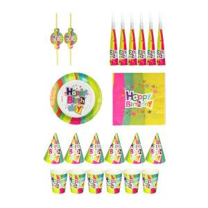 ROĐENDANSKI SET Happy Birthday 6/1