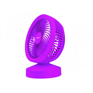 TRUST ventilator ljubičasti Summer USB 22583
