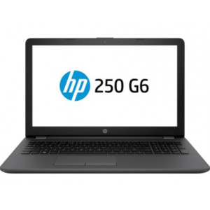 "HP 250 G6 i3-7020U/15.6""HD/4GB/256GB/HD Graphics 620/DVDRW/GLAN/FreeDOS 3VK28EA"