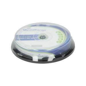 MEDIA RANGE DVD-R 10/1 16x 4.7GB