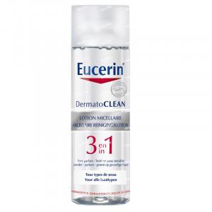 Eucerin DermatoCLEAN 3 u 1 micelarni rastvor za čišćenje 200ml