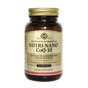 Solgar Nutri-Nano Co Q-10
