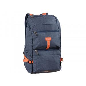 PULSE ranac Travel plavo - oranž 121175