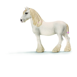 SCHLEICH shire kobila