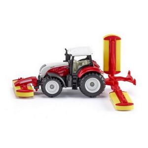 SIKU traktor sa priključkom 1672
