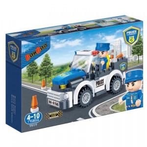 BANBAO policijski džip 7017