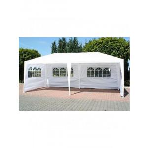 Baštenska tenda sa bočnim stranama 3 x 6 m 055432