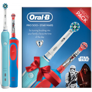Oral B POC BRUSH PRO 500 + KIDS STAR WARS 500332