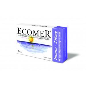 ECOMER KAPSULE 60X250MG
