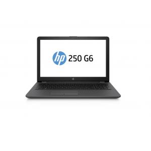 """HP laptop 250 G6 i3-7020U/15.6""""FHD/8GB/256GB/HD Graphics 620/DVDRW/GLAN/Win 10 Pro"""