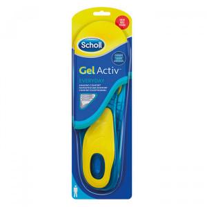 SCHOLL ulošci za obuću za svaki dan Gel Active 42-48 410236