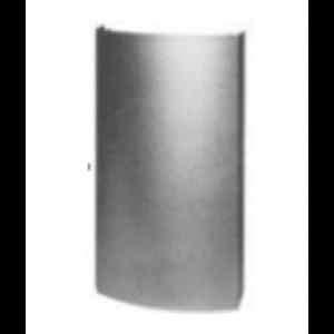 ANSEC CC-02 S kanalica ravna siva boja 499