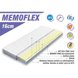 LUKA dušek memofleks 120x60cm mef - Luka line