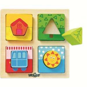 WOODY puzzle 91145