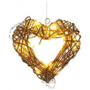 Retlux Ratan srce LED RXL156