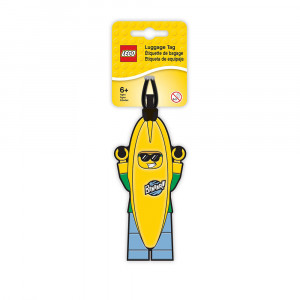 LEGO etiketa za obeležanje torbi: Banana tip