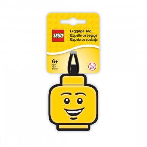 LEGO etiketa za prtljag: Dečak