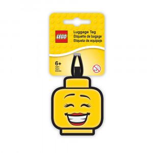 LEGO etiketa za obeležanje torbi: Devojčica