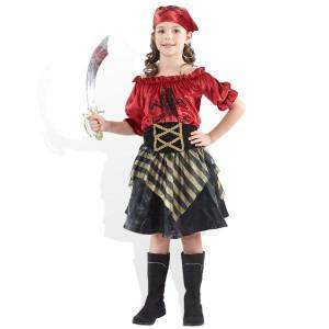 PERTINI kostim princeza pirata 10506