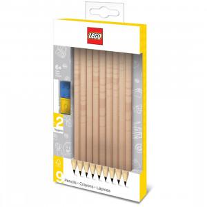 LEGO grafitne olovke (9 kom)