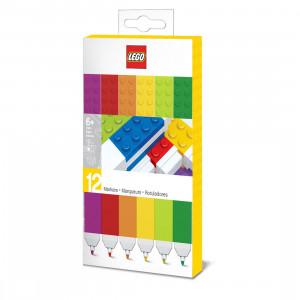 LEGO flomasteri (12 kom)