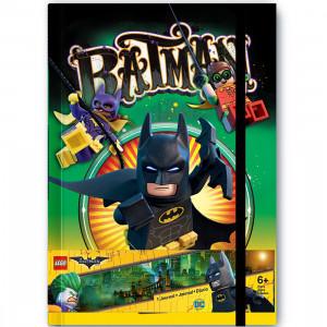 LEGO Betmen film dnevnik