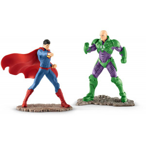 SCHLEICH figure superman vs lex luthor 22541