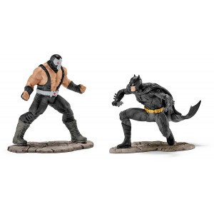 SCHLEICH figure batman vs bane 22540
