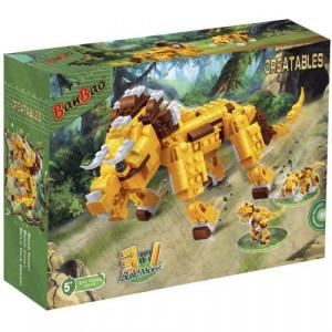 BANBAO Dinosaurus Transformers 3u1 6852