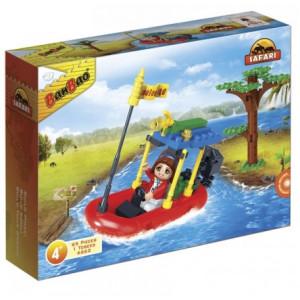 BANBAO safari čamac 6662