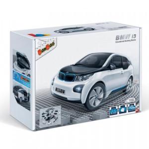 BANBAO BMW I3 - sivi 6802-1