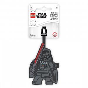 LEGO Star Wars etiketa za prtljag - Dart Vejder