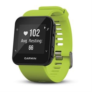 GARMIN sportski GPS sat za trčanje Forerunner 35 zeleni