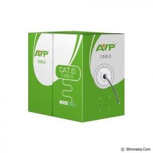 LAN mrežni kabl Cat6 UTP Wall 305m Box AVP