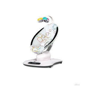 4MOMS ljuljaška Mamaroo 4.0 plush, multicolor 5380103