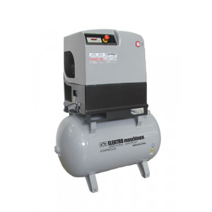 REM POWER elektro maschinen vijčani kompresor EPM 703/10/270 DR