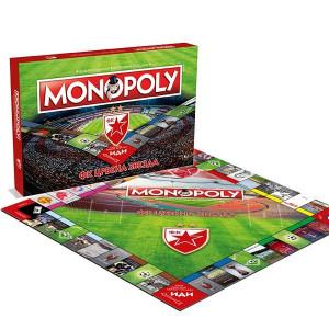 HASBRO monopoly Crvena Zvezda 17816