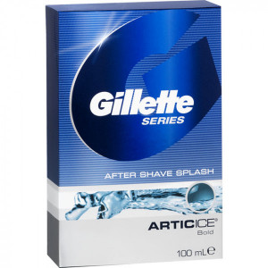 GILLETTE after shave losion Artic Ice 100ml 502212