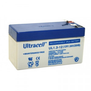 ULTRACELL akumulator 1,3Ah/6V  4401
