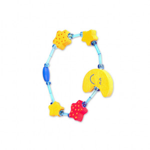 PINO Narukvica sa perlicama (plava) 7876