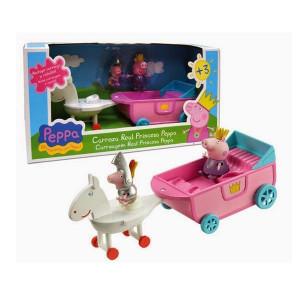 PEPPA PIG princeza i kočija 13428