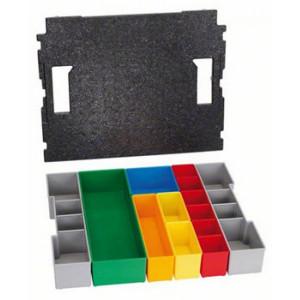 BOSCH 12-delni set uložnih kutija za L-BOXX 102 (1600A001RZ)