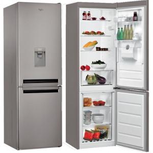 WHIRLPOOL kombinovani frižider BLF 8121 OX
