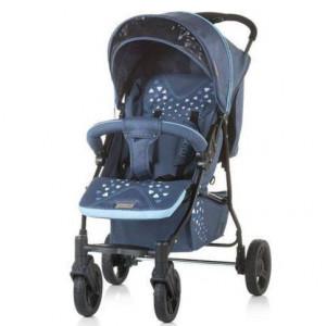 CHIPOLINO Kolica za bebe MIXIE marine blue 710111