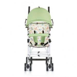 CHIPOLINO Kišobran kolica za bebe KIKKI do 22kg lime 710105
