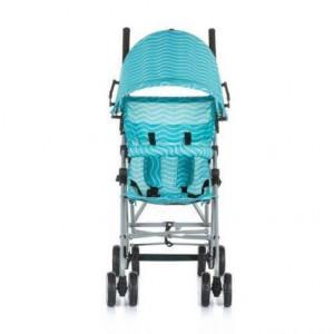 CHIPOLINO Kišobran kolica za bebe KIKKI do 22kg ocean 710108