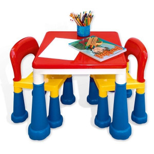 PERTINI kreativno didaktički stočić sa stolicama 4900
